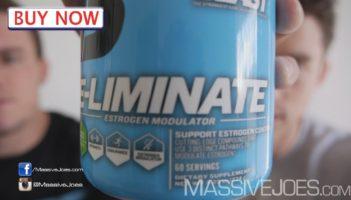BEAST E-LIMINATE Estrogen Blocker Supplement Review