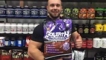 Goliath by Syntrax – Protein Mass Gainer Review