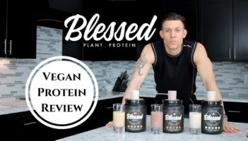 Blessed Vegan Protein Review