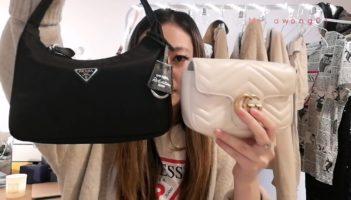 Prada Re-Edition 2000 Nylon Vs Gucci Marmont Super Mini | REVIEW