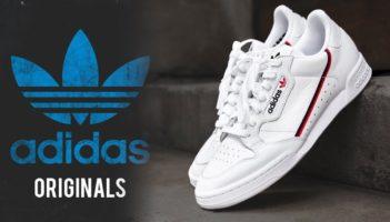 adidas ORIGINALS CONTINENTAL 80 | REVIEW