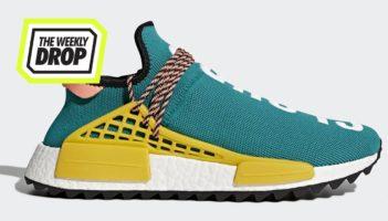 adidas Pharrell Williams HU NMD Trail Australian Sneaker Review