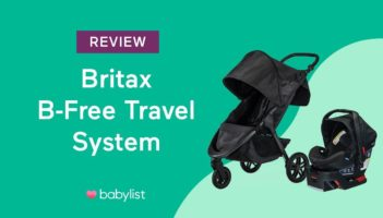 Britax B-Free Travel System Review – Babylist