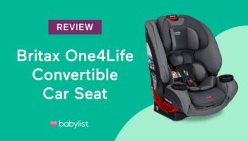 Britax One4Life Convertible Car Seat Review