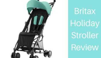 Britax Holiday Stroller Review