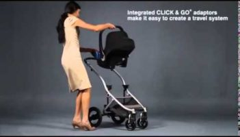 Britax Affinity Stroller Demo Review