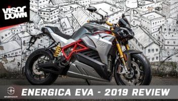Energica Eva Review