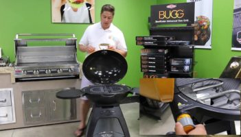 BUGG Beefeater gas grill small portable product review