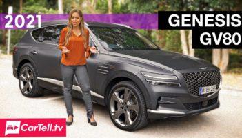 2021 Genesis GV80 review