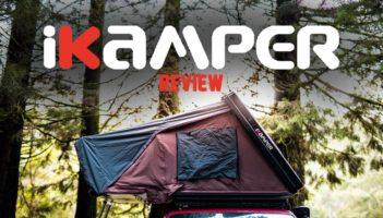 iKamper Skycamp 4x Rooftop Tent / REVIEW