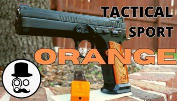 CZ Tactical Sport Orange – Review