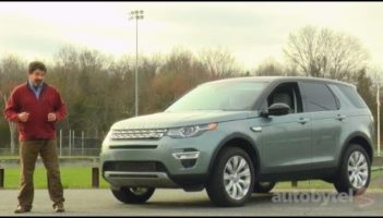 Land Rover Discovery Sport HSE LUX Test Drive Video Review