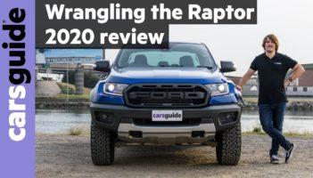 Ford Ranger Raptor 2020 review