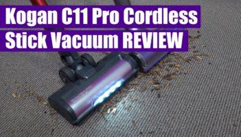 Kogan C11 Stick Vacuum Review