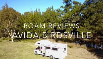 Avida Birdsville with slide-out Review