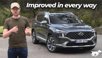 Hyundai Santa Fe 2021 review