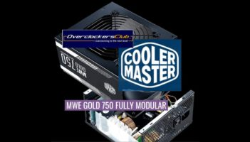 Cooler Master MWE Gold 750 Fully Modular Power Supply Review