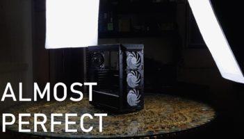 Cooler Master Masterbox Lite 5 RGB Review