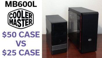 Cooler Master MB600L – Review