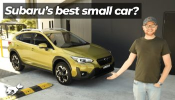 Subaru XV 2021 review