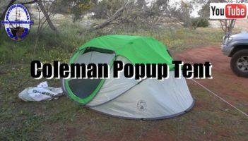 Coleman Popup Tent Review