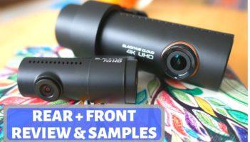 Discrete 4K Dual Dash Cam? Blackvue DR-900S-2CH Review