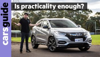 Honda HR-V 2021 review