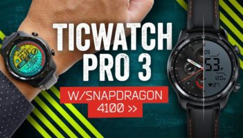Ticwatch Pro 3 Review