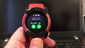 V8 Bluetooth Smartwatch Review