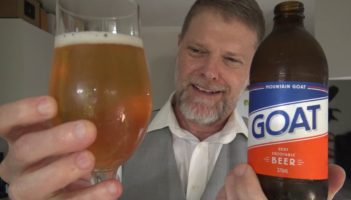 GOAT Beer Review