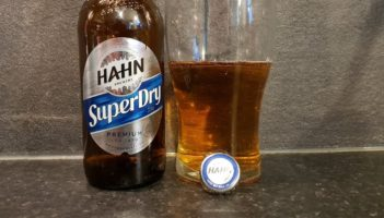 Hahn SuperDry Premium Lager By Hahn Brewers | Australian Beer Review