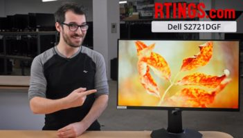 Dell S2721DGF Monitor Review (2020)