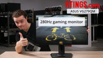 ASUS VG279QM Review (2020) – World's First 280Hz Gaming Monitor