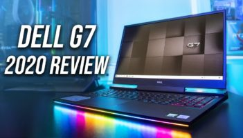 Dell G7 7700 Gaming Laptop Review