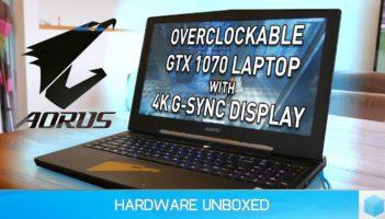 Aorus X5 v7 Laptop Review